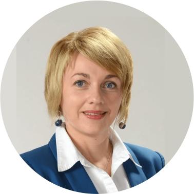 Mokyklos vadovė Jovita Ponomariovienė